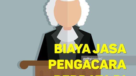 Biaya Jasa Pengacara Perdata di Ciputat TANGERANG SELATAN