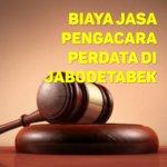 Biaya Jasa Pengacara Perdata di Kamal Muara JAKARTA UTARA