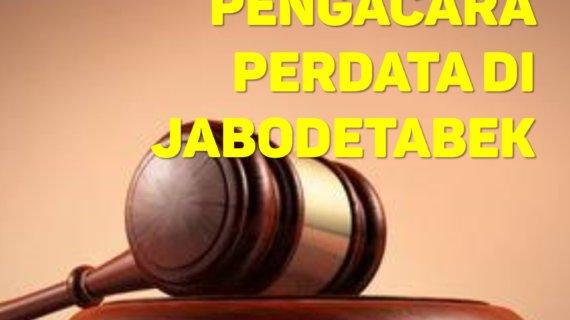 Biaya Jasa Pengacara Perdata di Pasar Manggis JAKARTA SELATAN