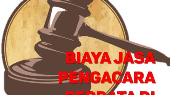 Biaya Jasa Pengacara Perdata di Kalisari JAKARTA TIMUR