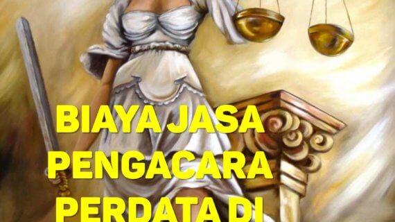 Biaya Jasa Pengacara Perdata di Joglo JAKARTA BARAT